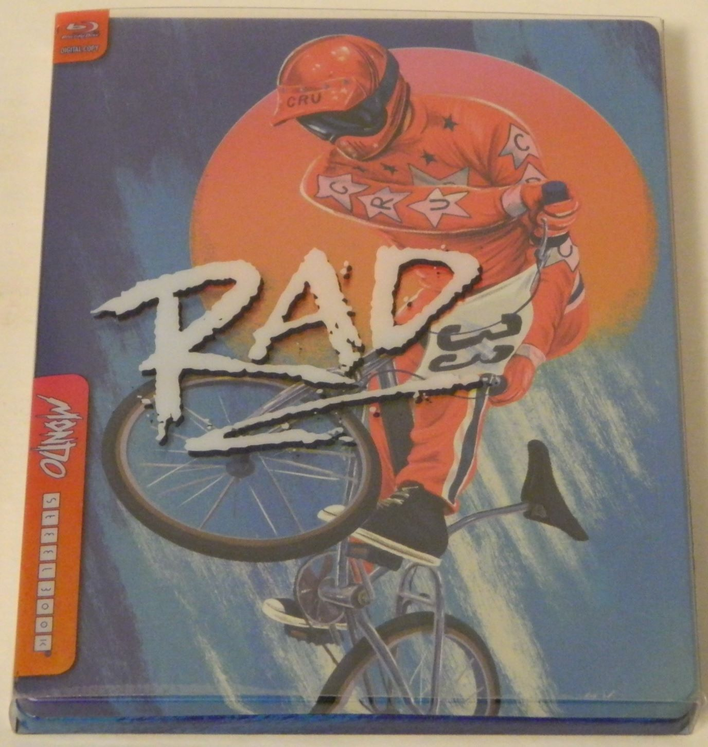 Rad Mondo SteelBook Blu-ray