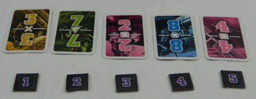 Number Tasks in The Crew The Quest for Planet Nine