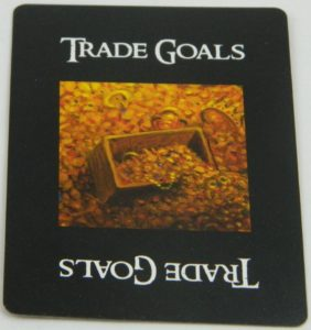 Trade Goals Card in Seven Dragons