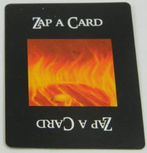 Zap A Card from Seven Dragons