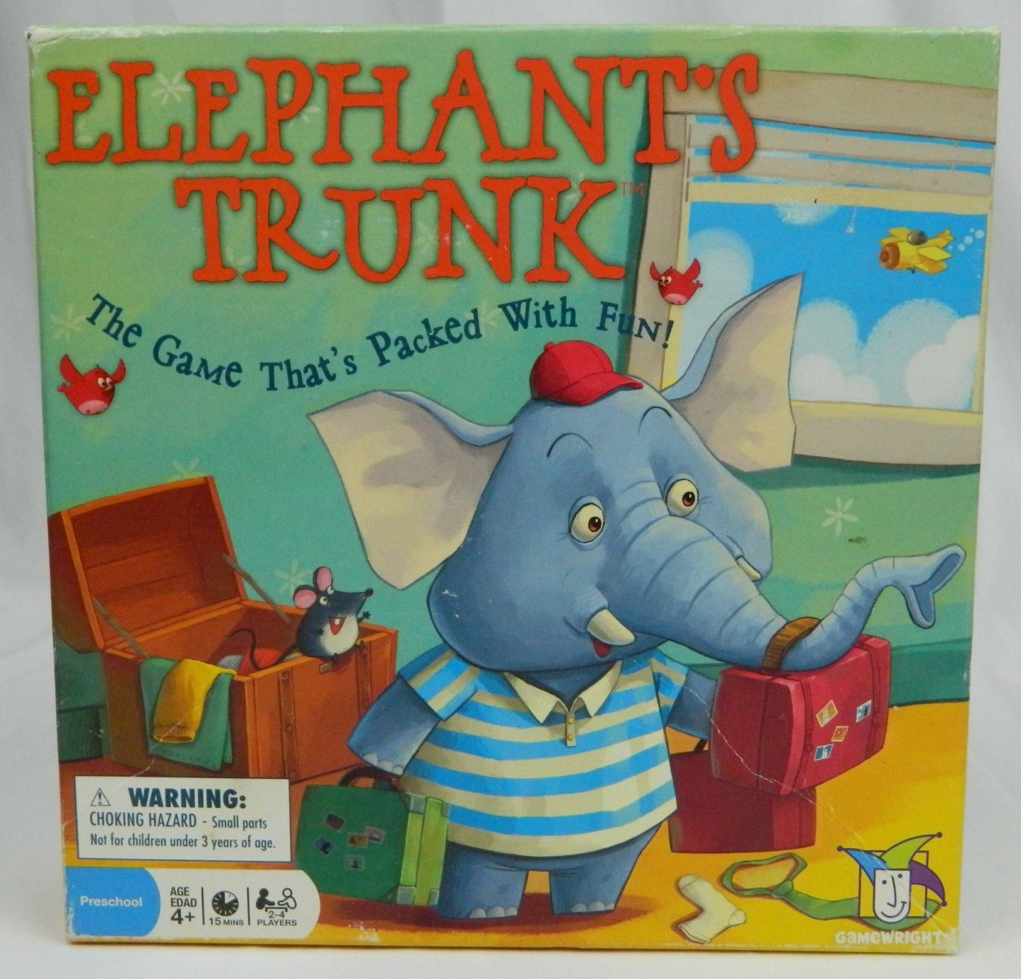Box for Elephant's Trunk