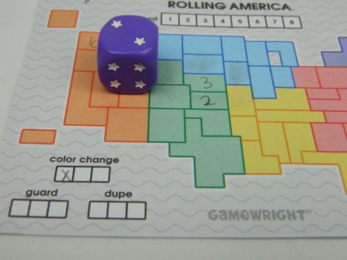 Color Change in Rolling America