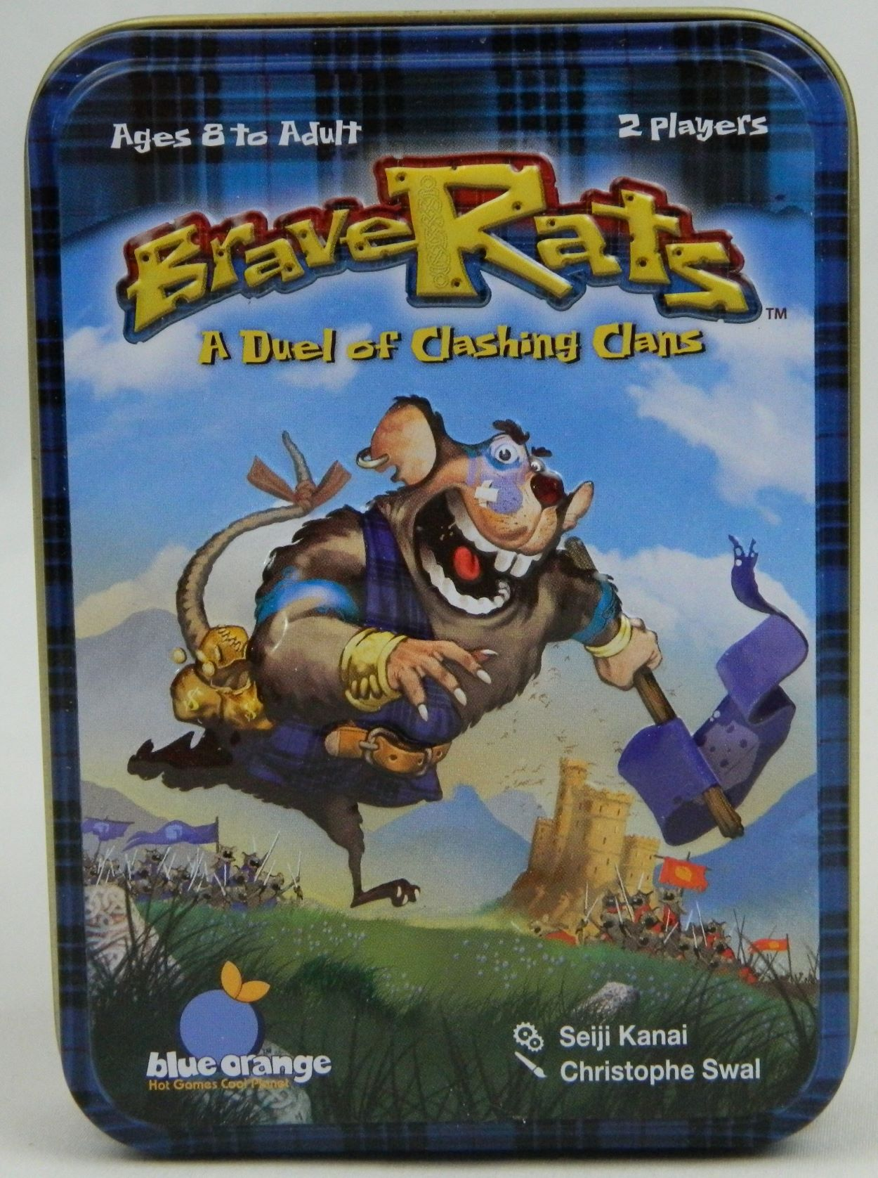 Box for Brave Rats