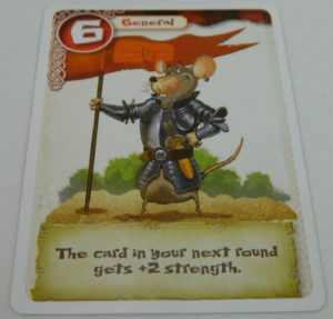 General Card in Brave Rats