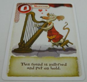 Musician Card from Brave Rats