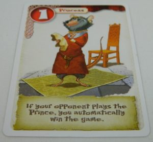 Princess Card from Brave Rats