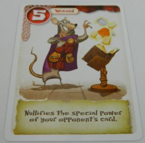 Wizard Card from Brave Ratss