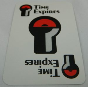 Time Expires Card Free Parking
