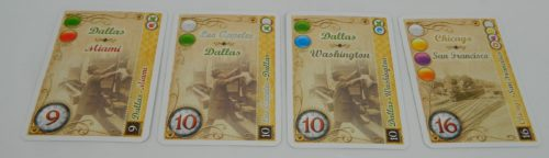 Draw New Destination Tickets in Ticket to Ride The Card Game