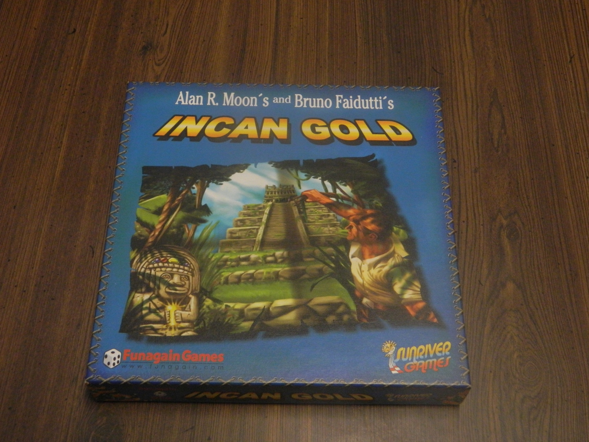 Incan Gold Box