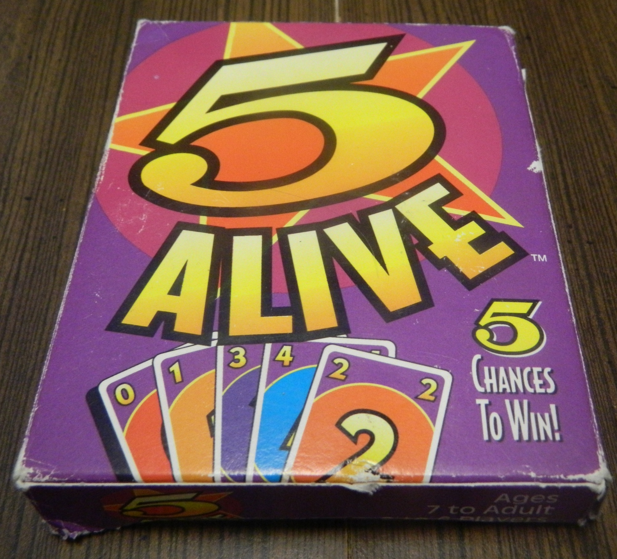 5 Alive Box