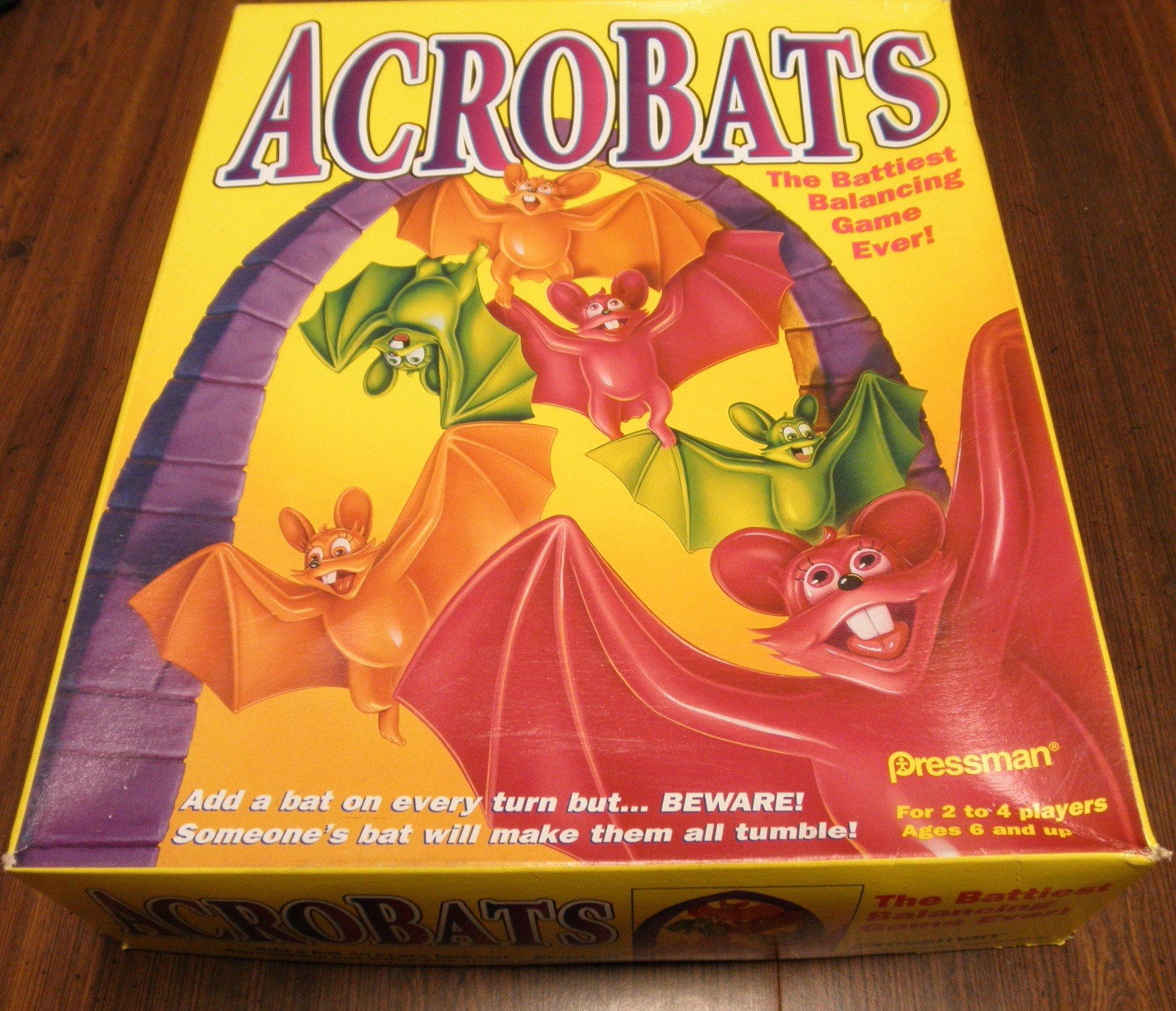 Acrobats Box