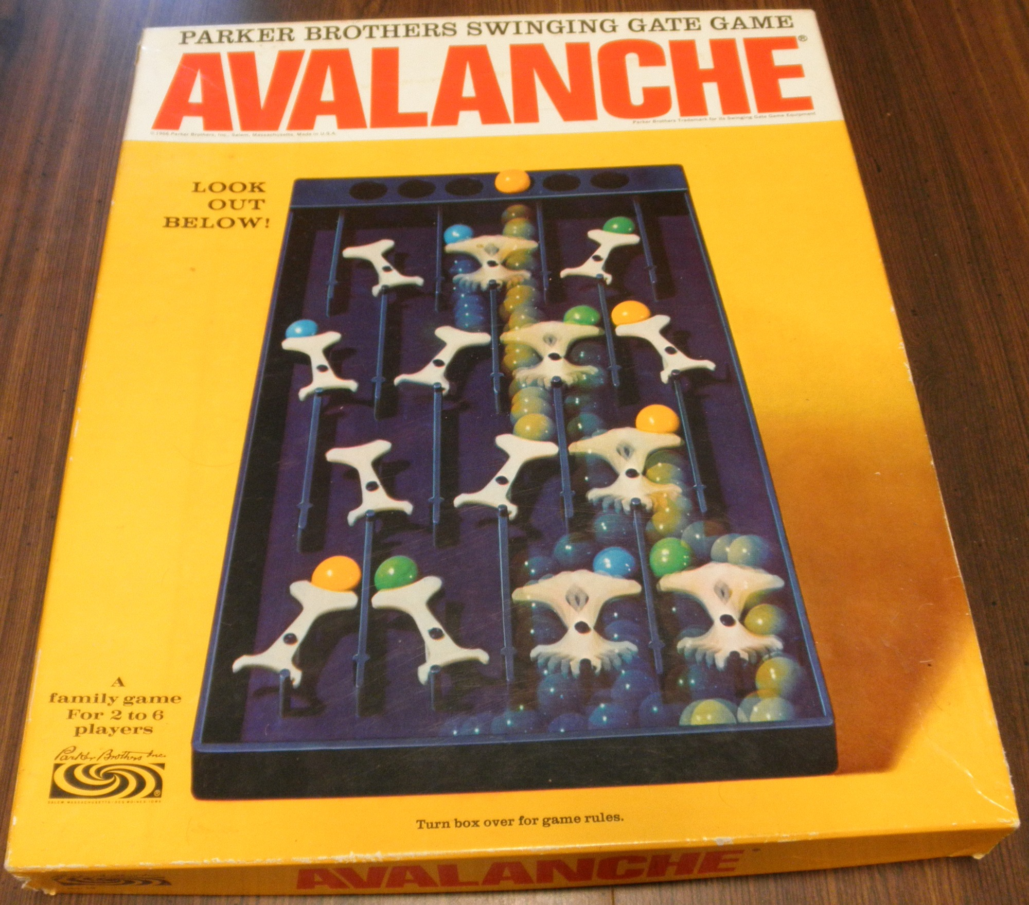 Avalanche Box