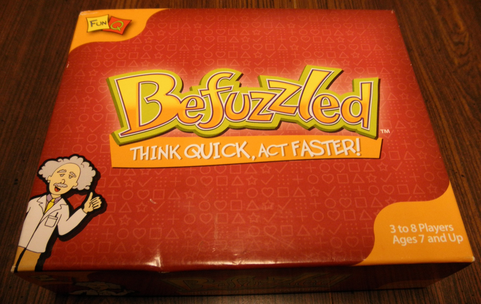 Befuzzled Box
