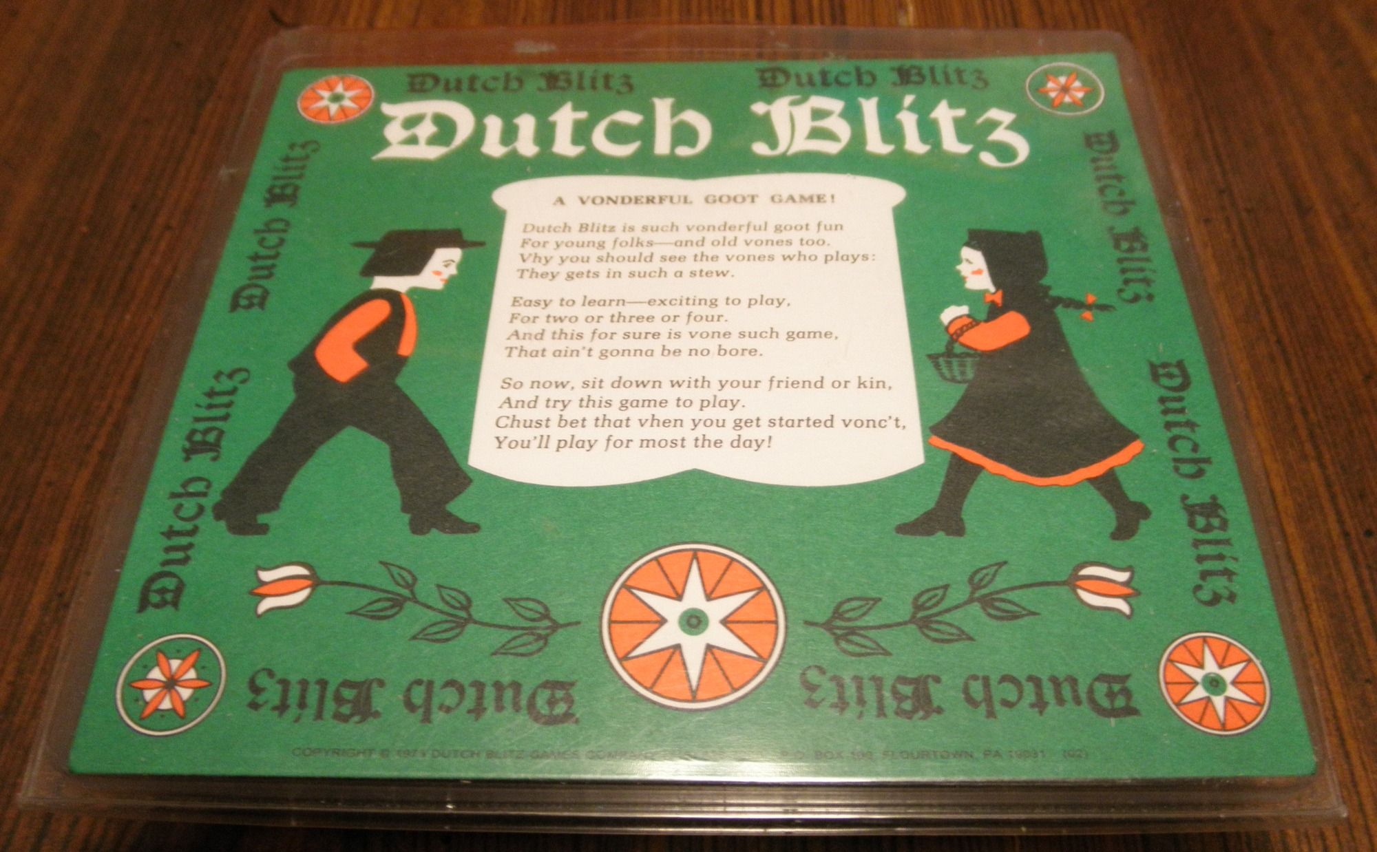 Dutch Blitz Box