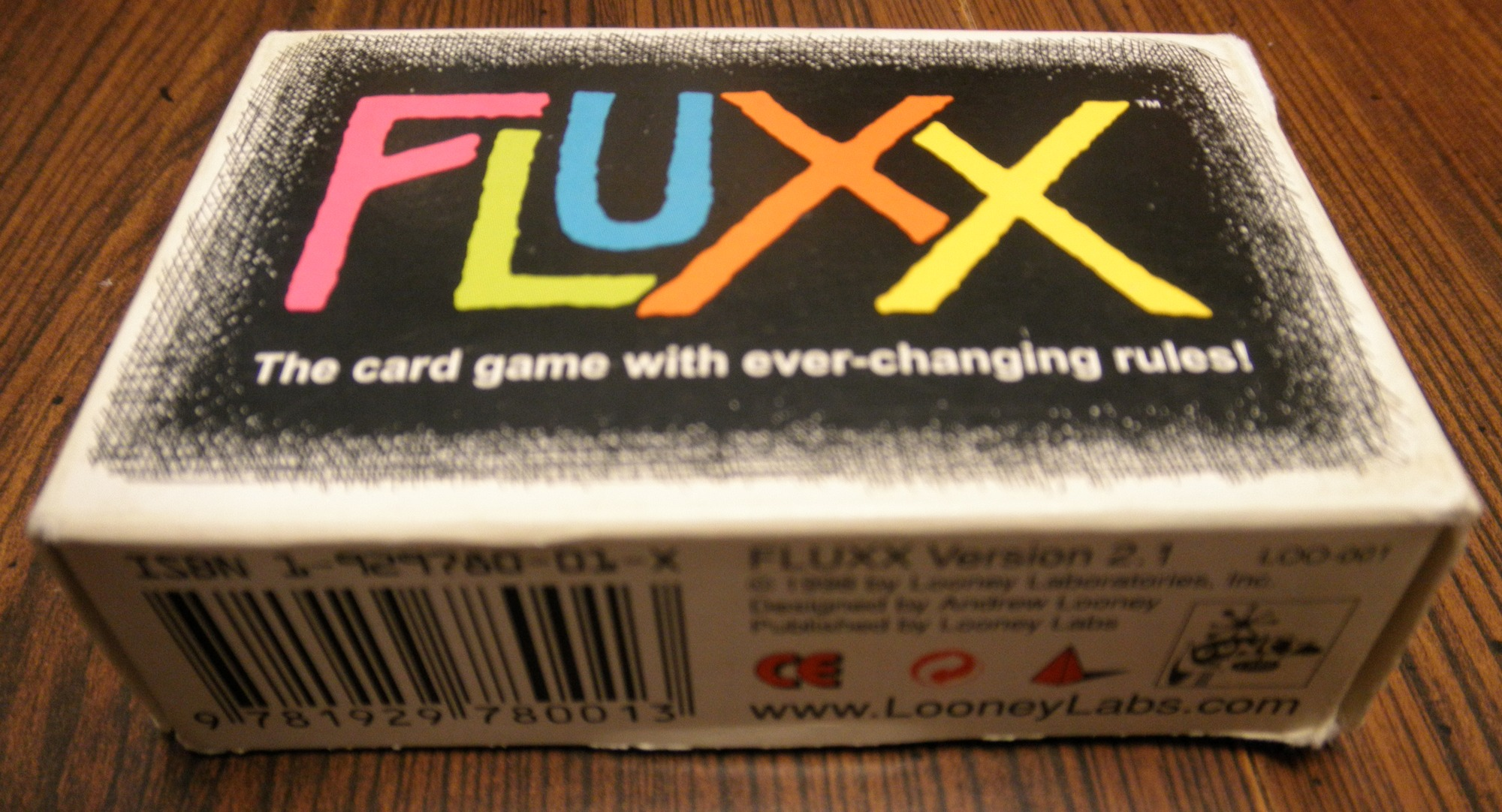 Fluxx 2.1 Box