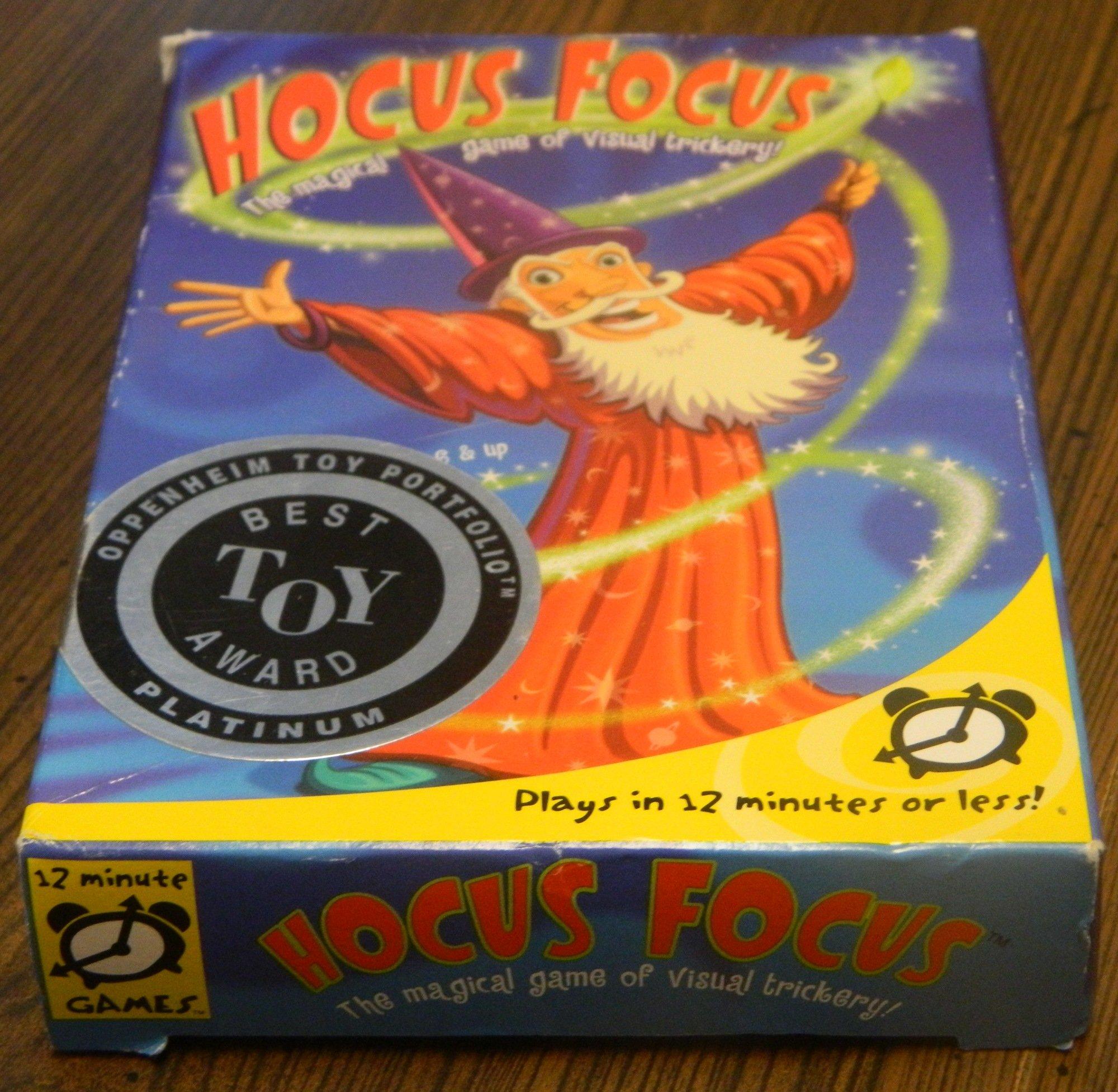 Hocus Focus Box