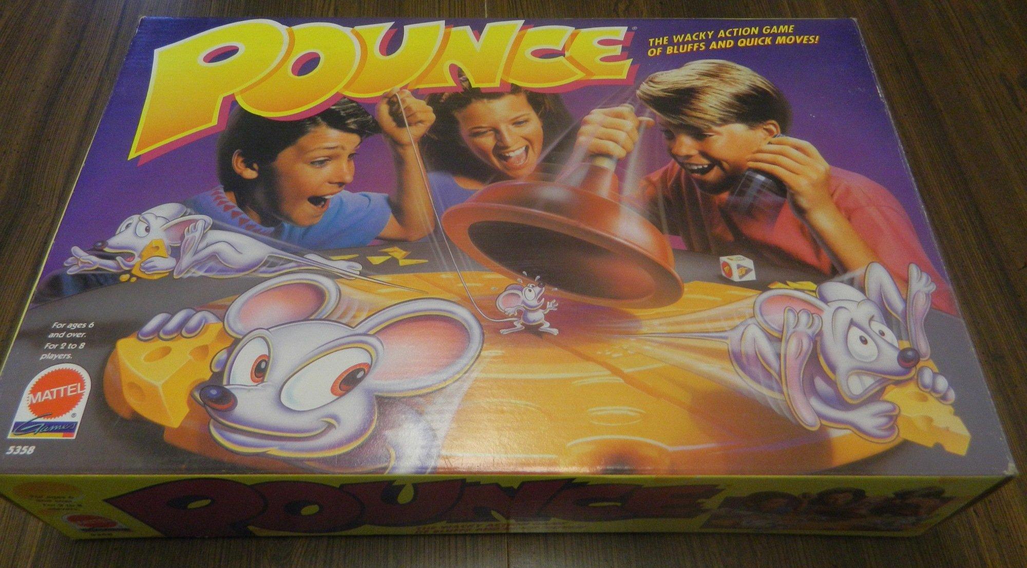 Pounce Box