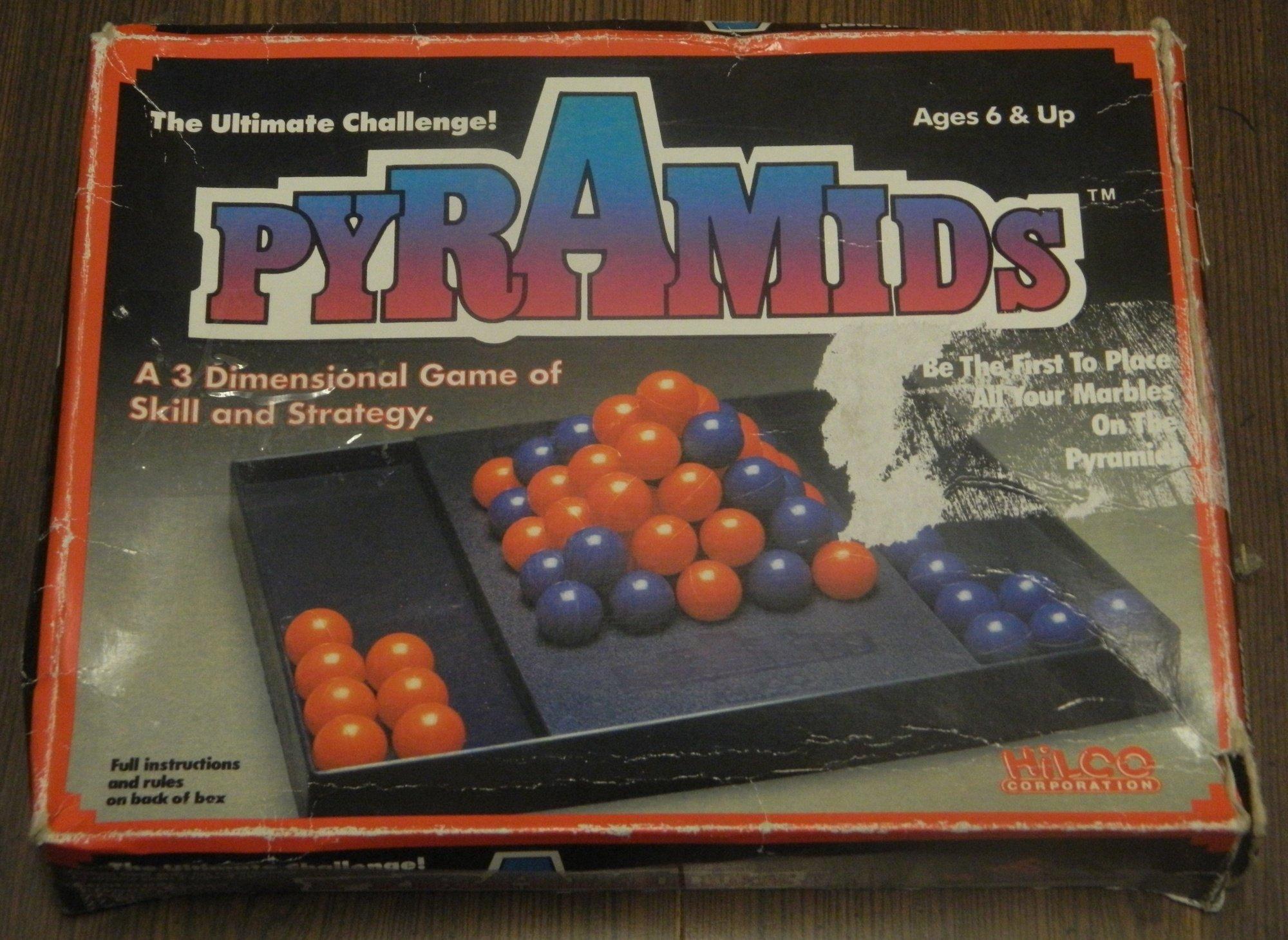 Pyramids Box