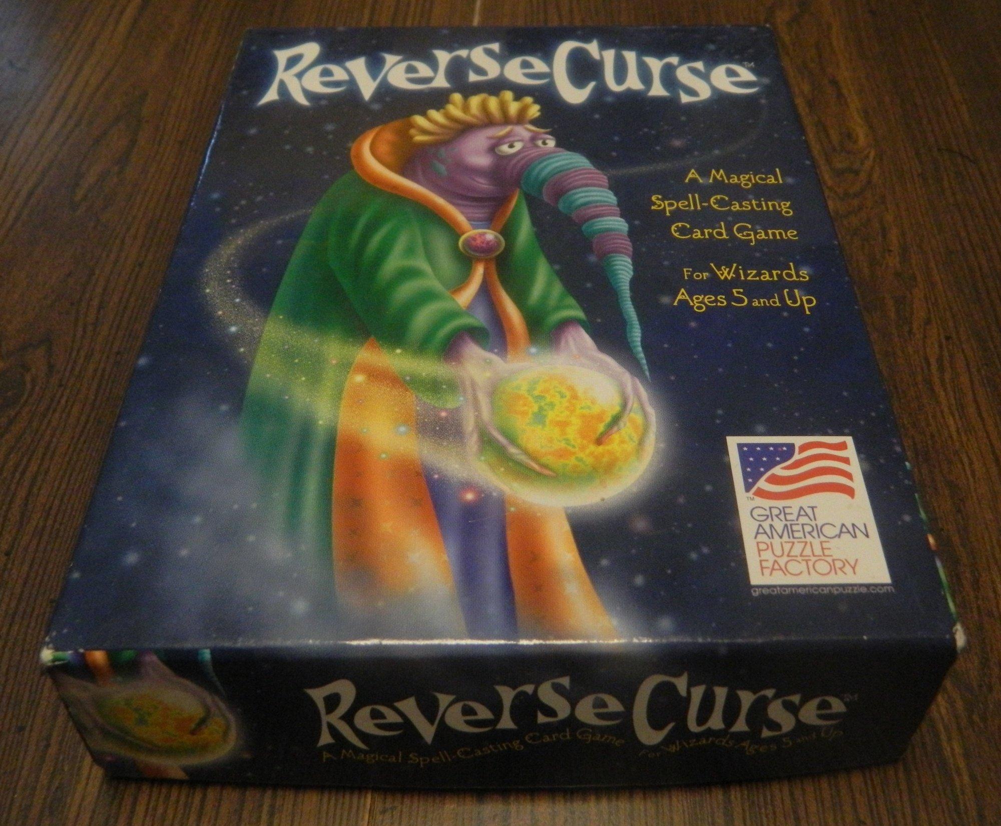 Reverse Curse Box