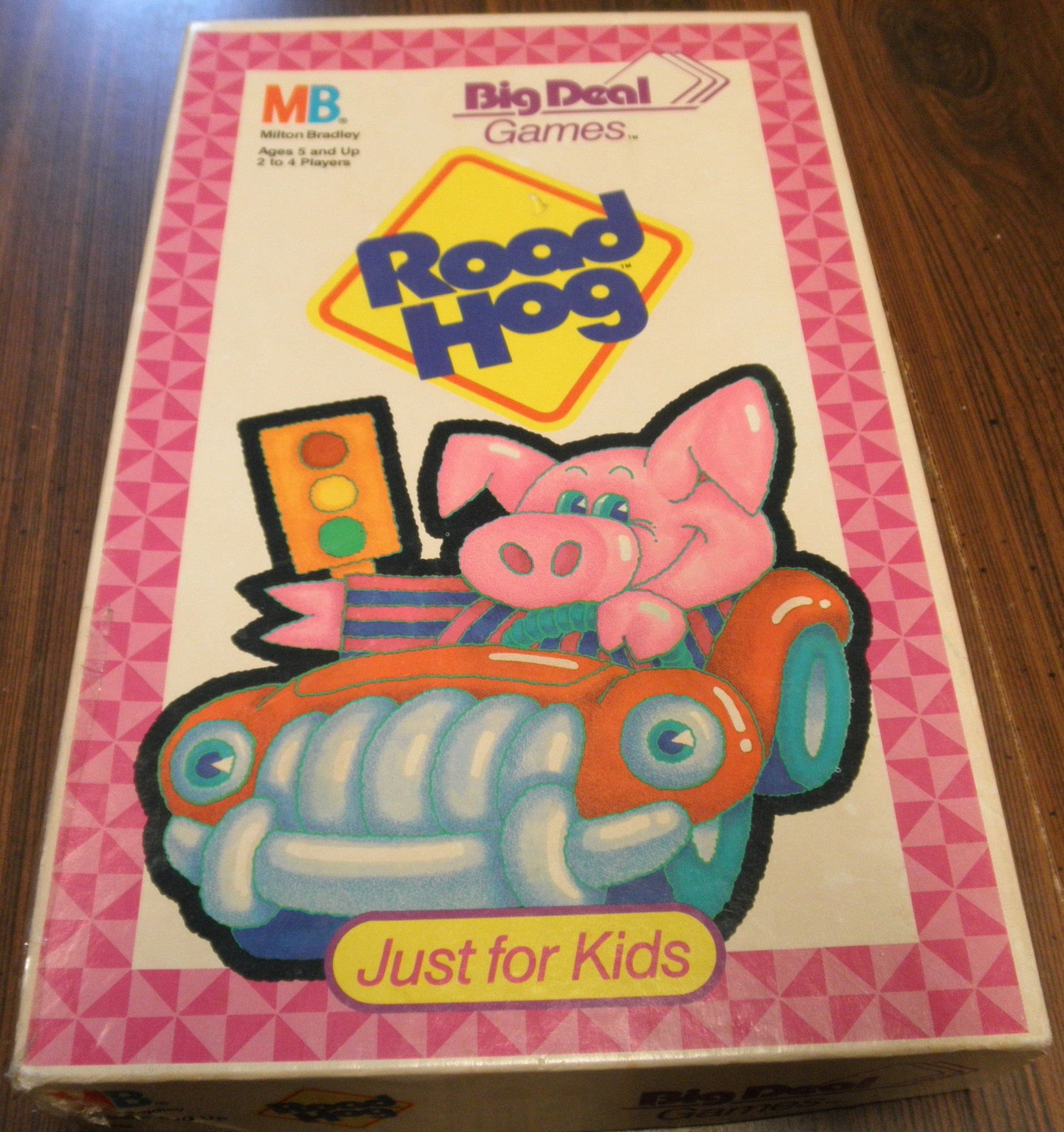 Road Hog Box