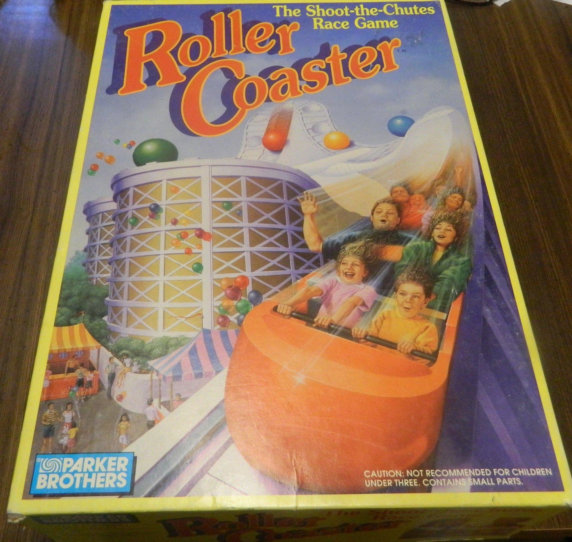 Roller Coaster Box