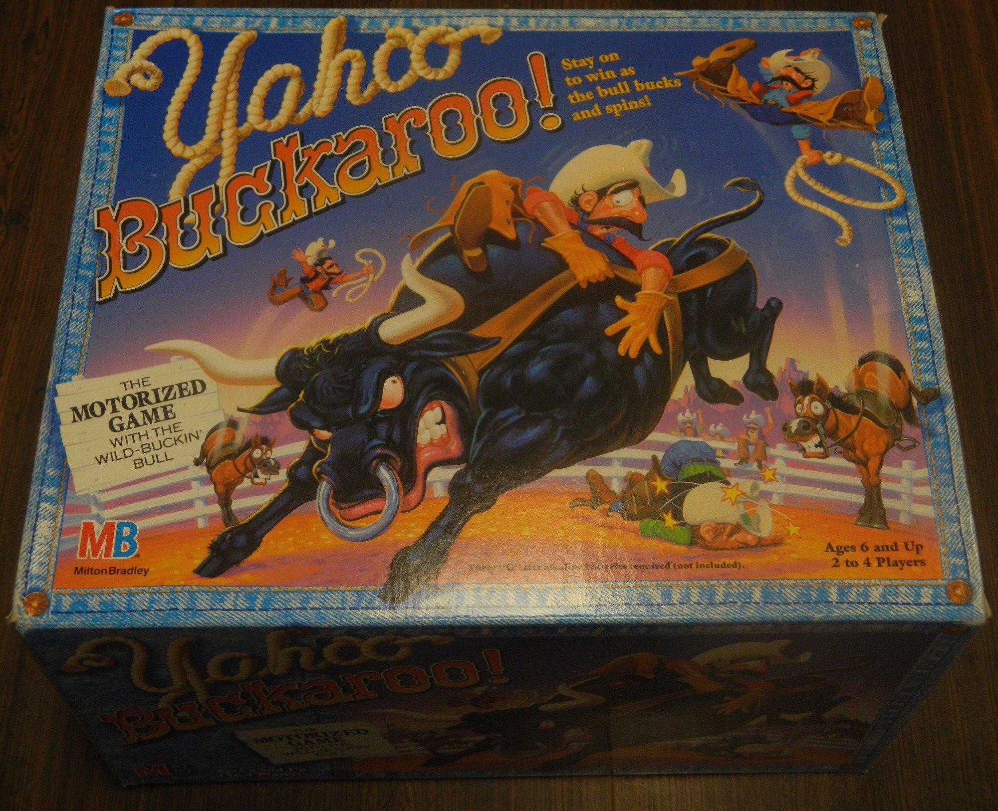 Yahoo Buckaroo Box