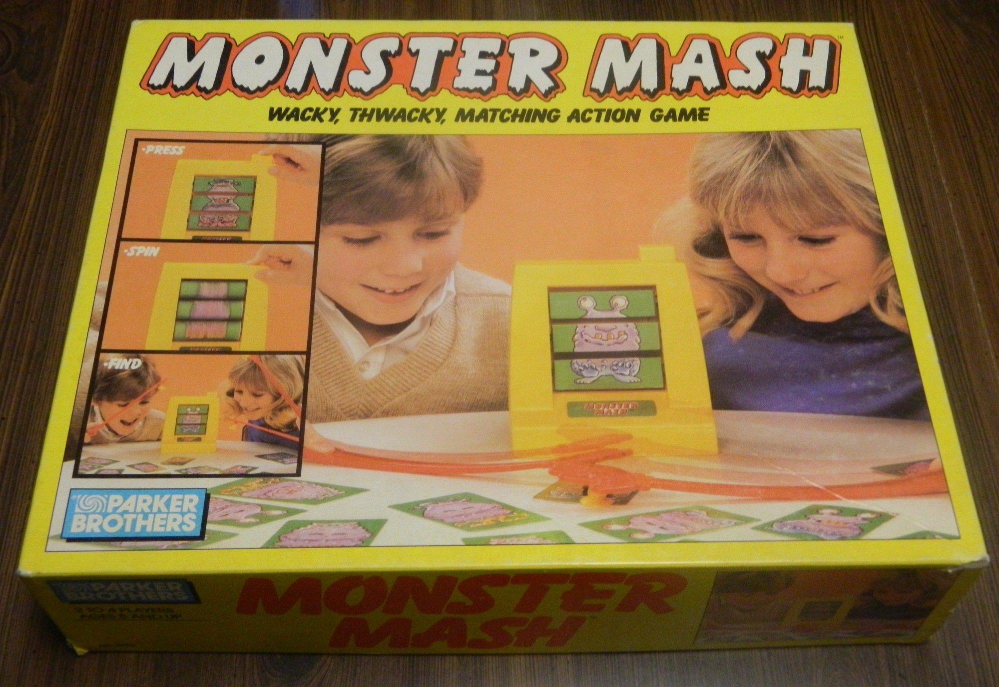 Monster Mash Box Art