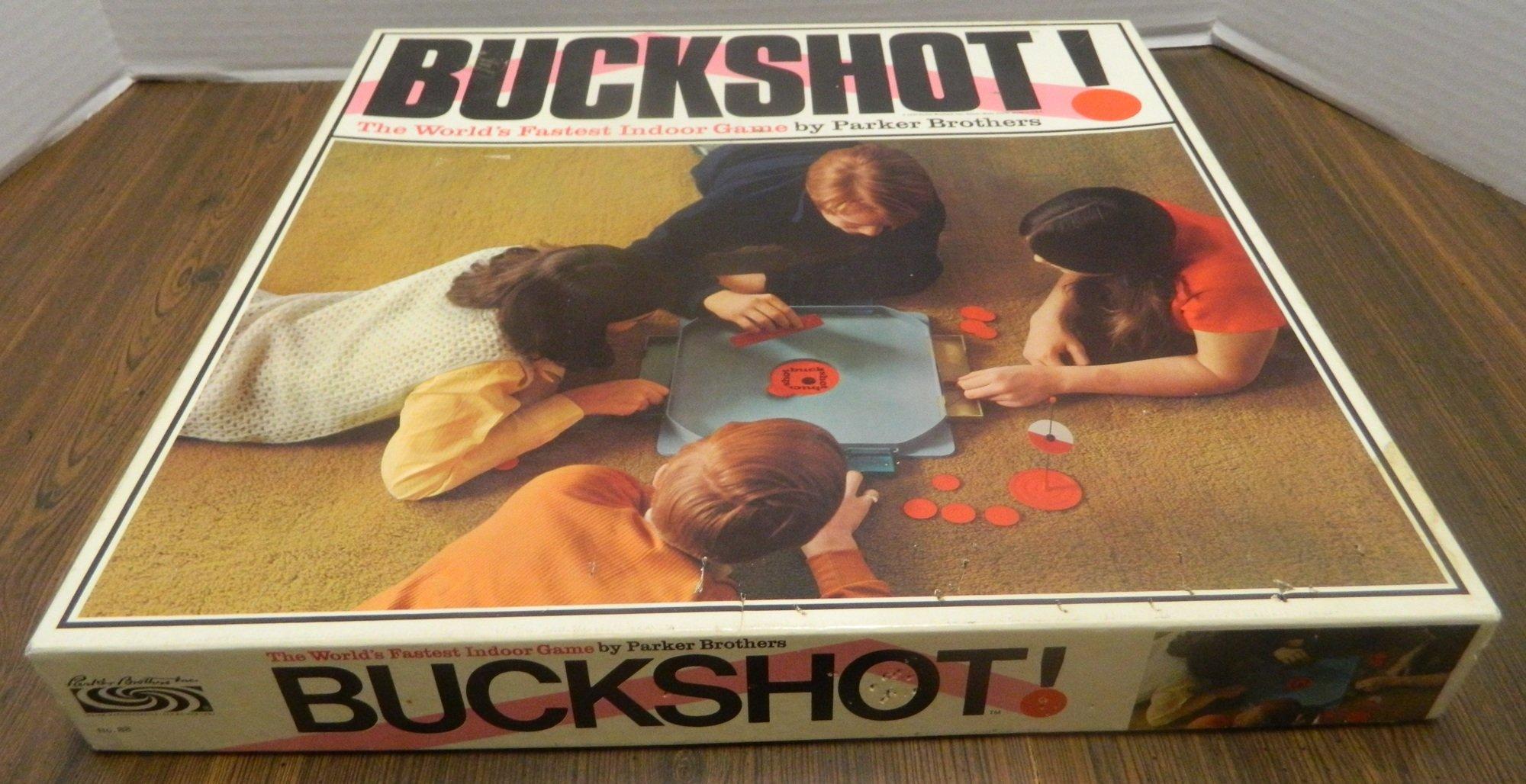 Buckshot Box