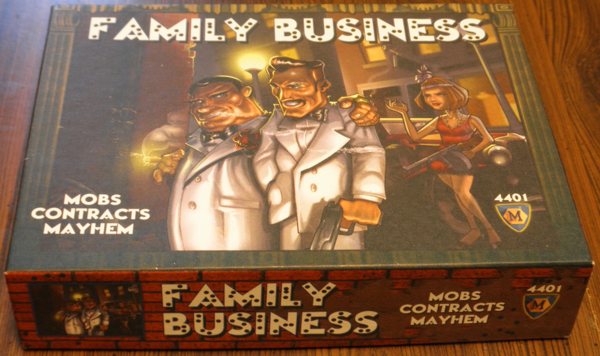 Family Business Box
