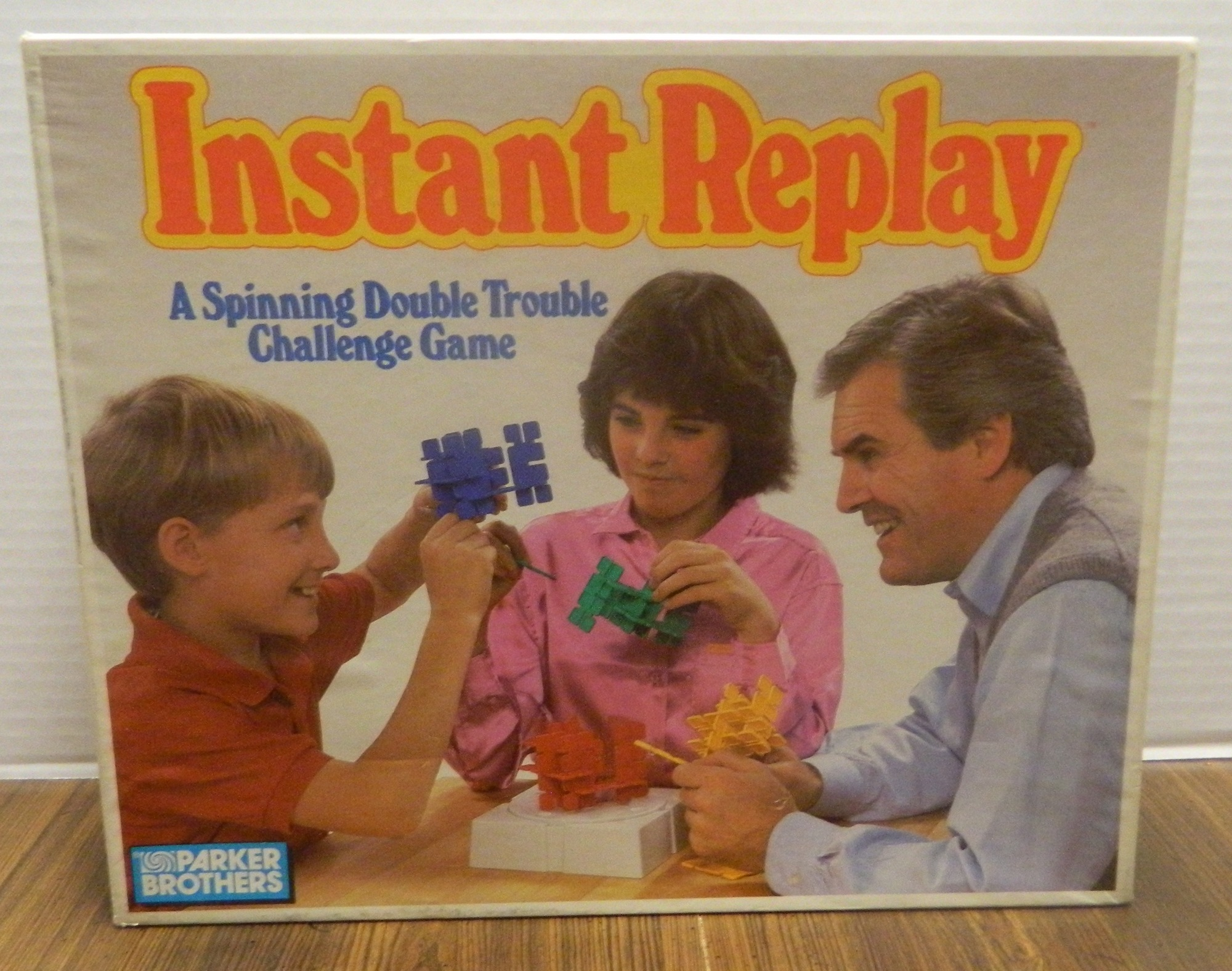 Instant Replay Box