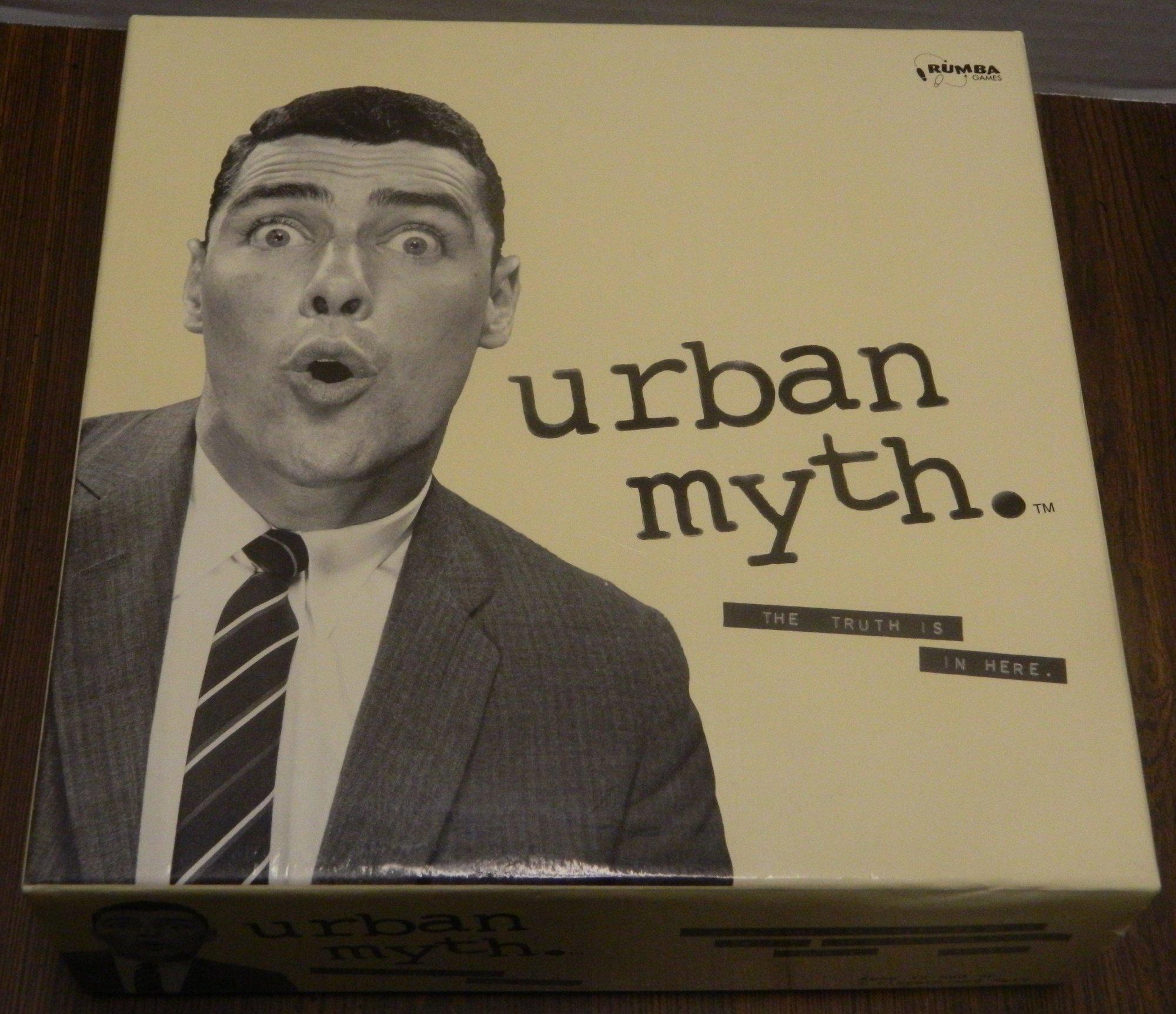 Urban Myth Box