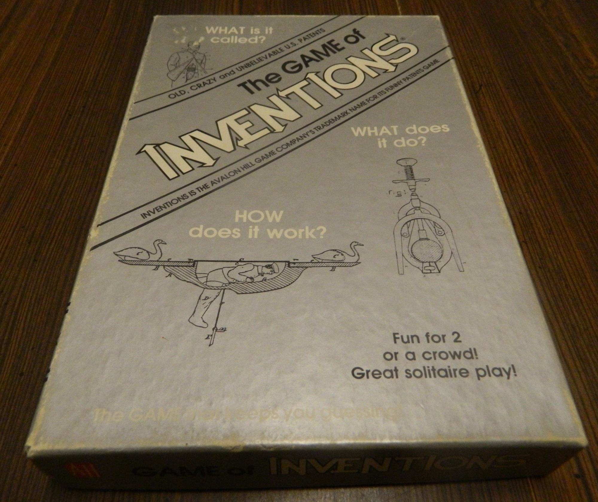 Game of Inventions Box