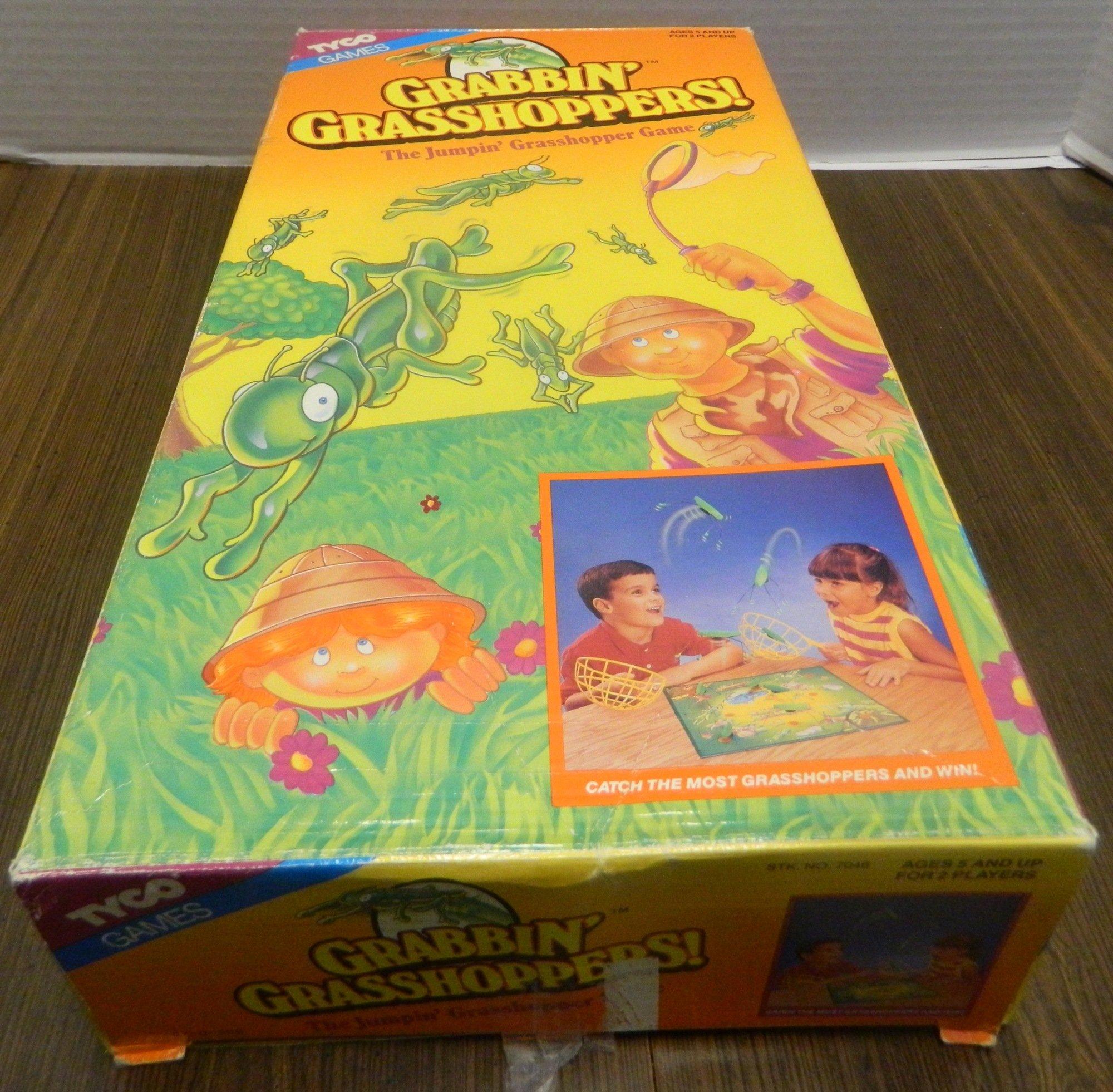 Grabbin Grasshoppers Box