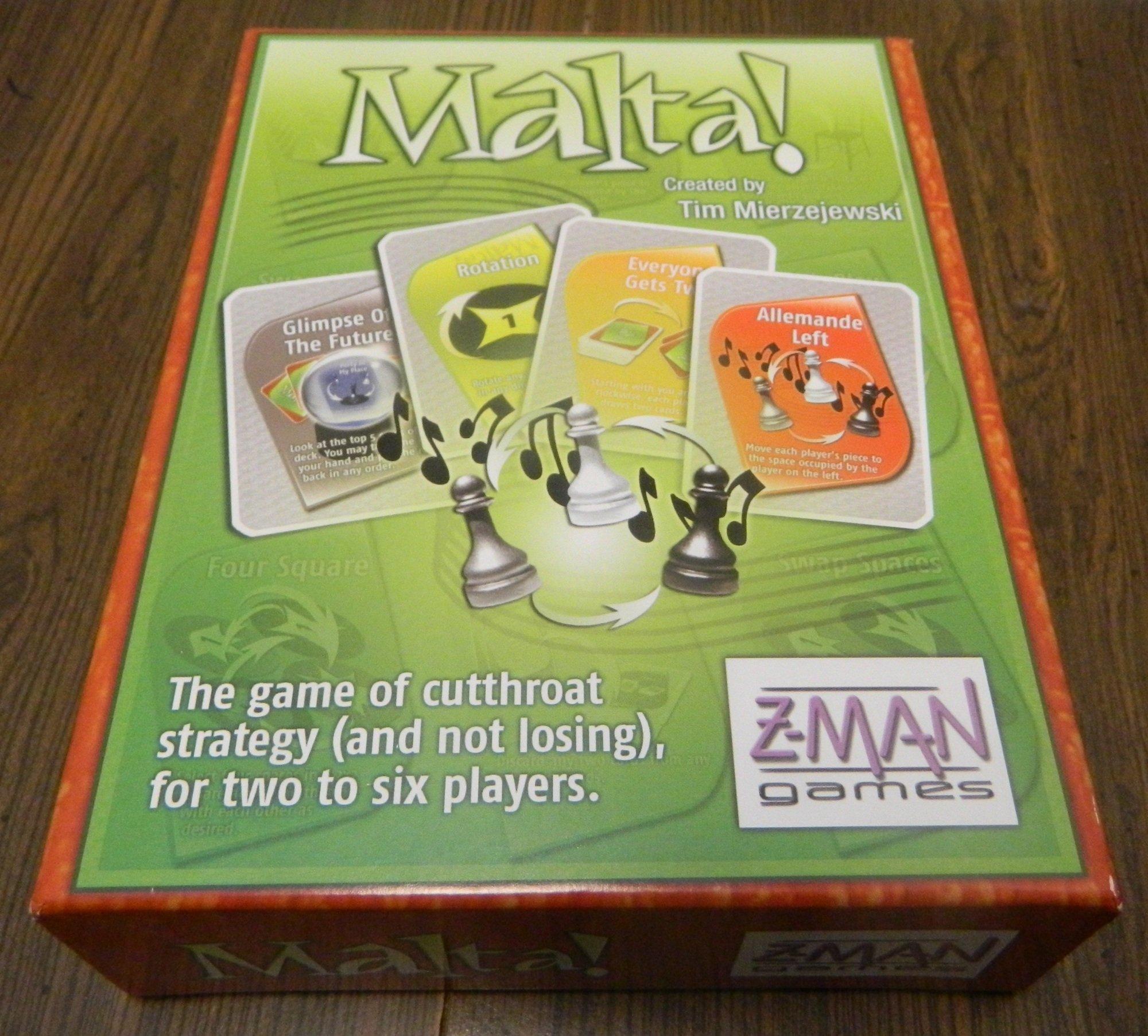 Malta Box