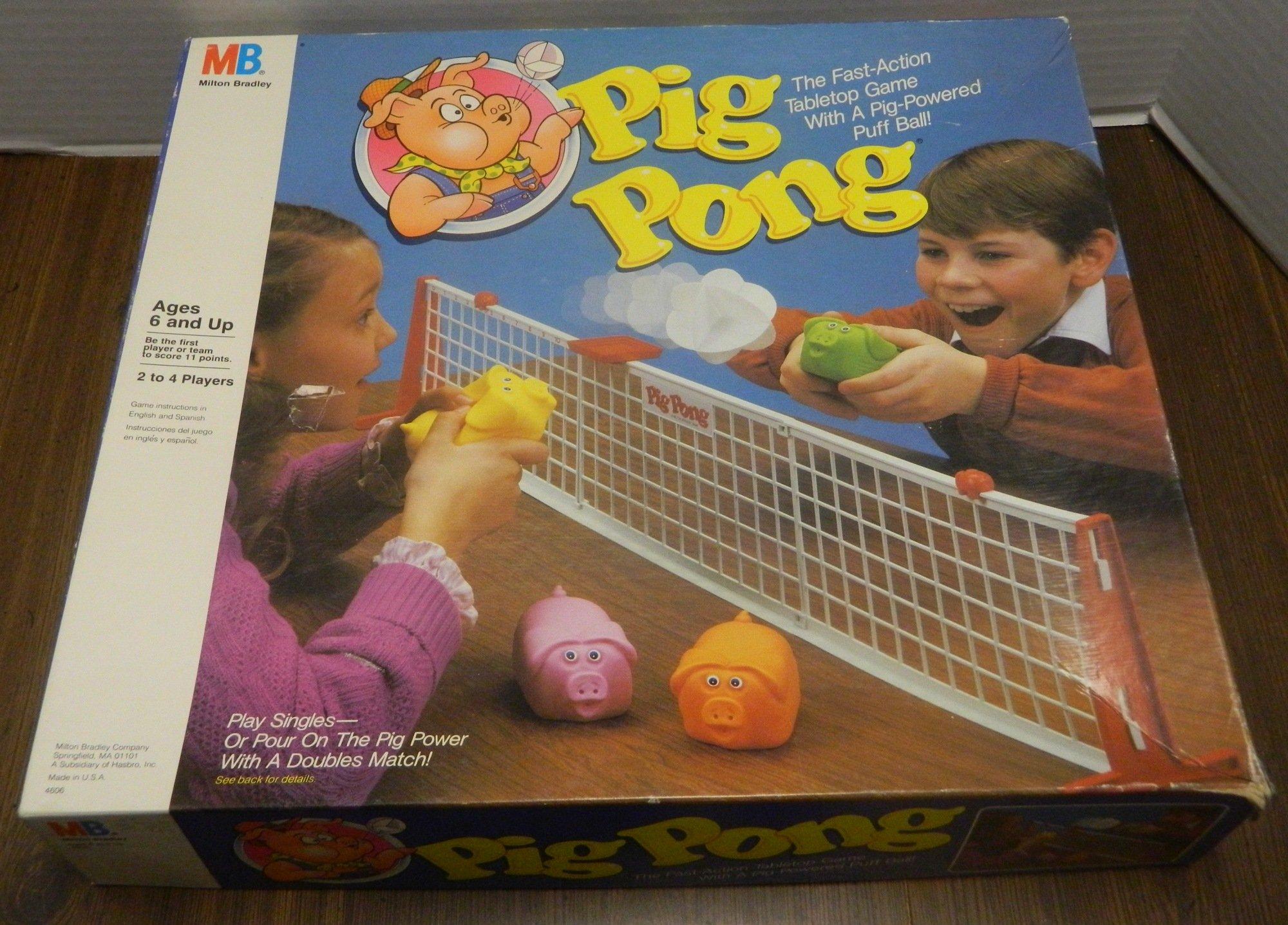 Pig Pong Box