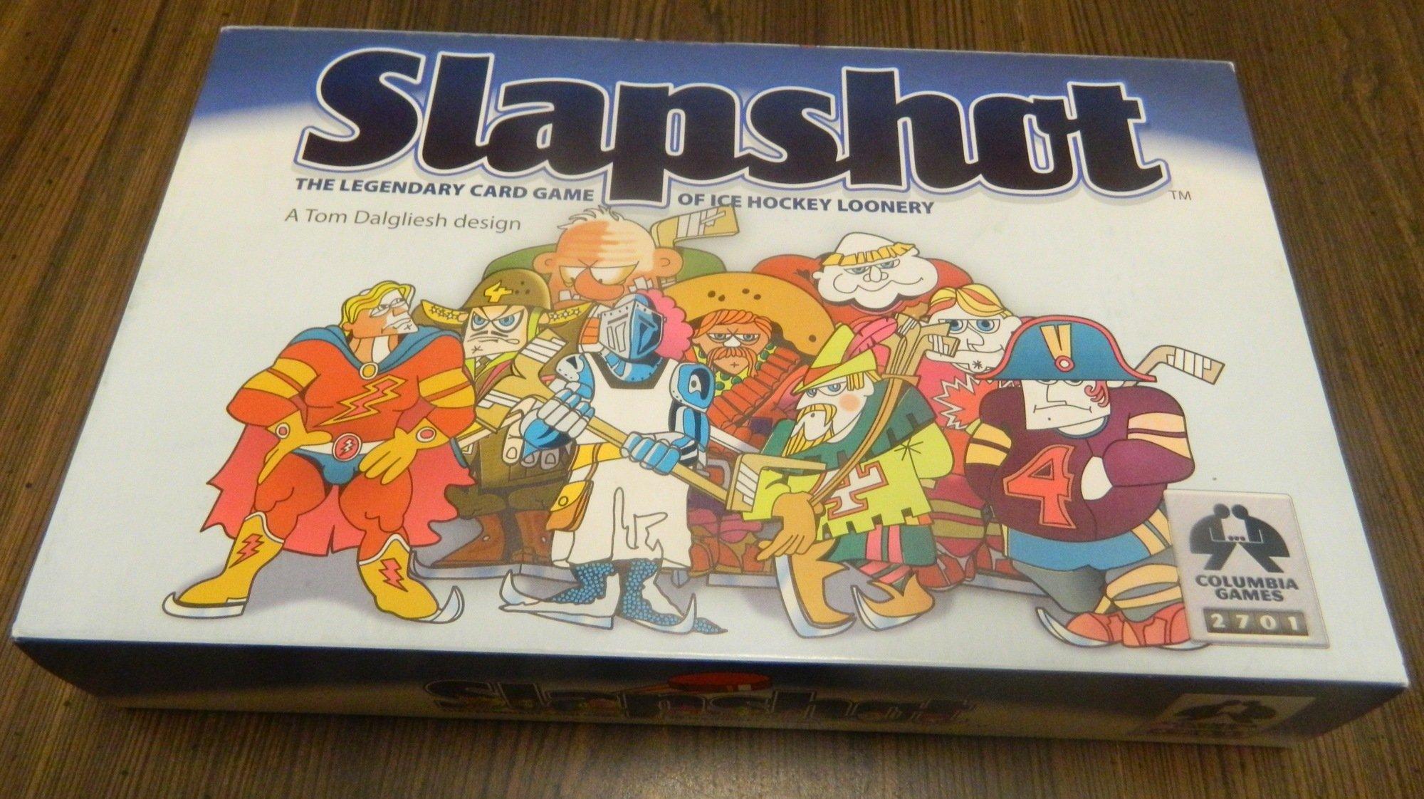 Slapshot Box