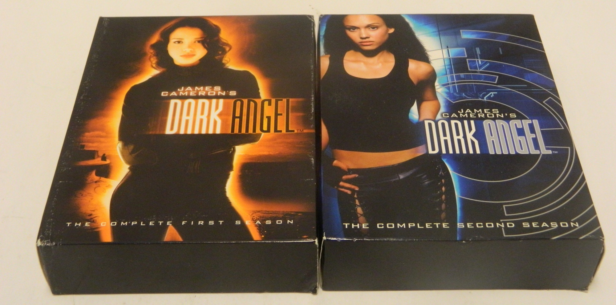 Dark Angel Boxes