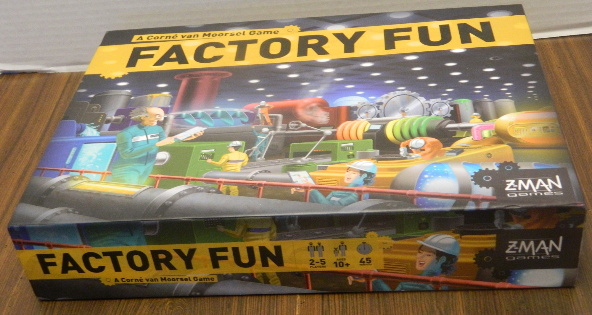 Factory Fun Box