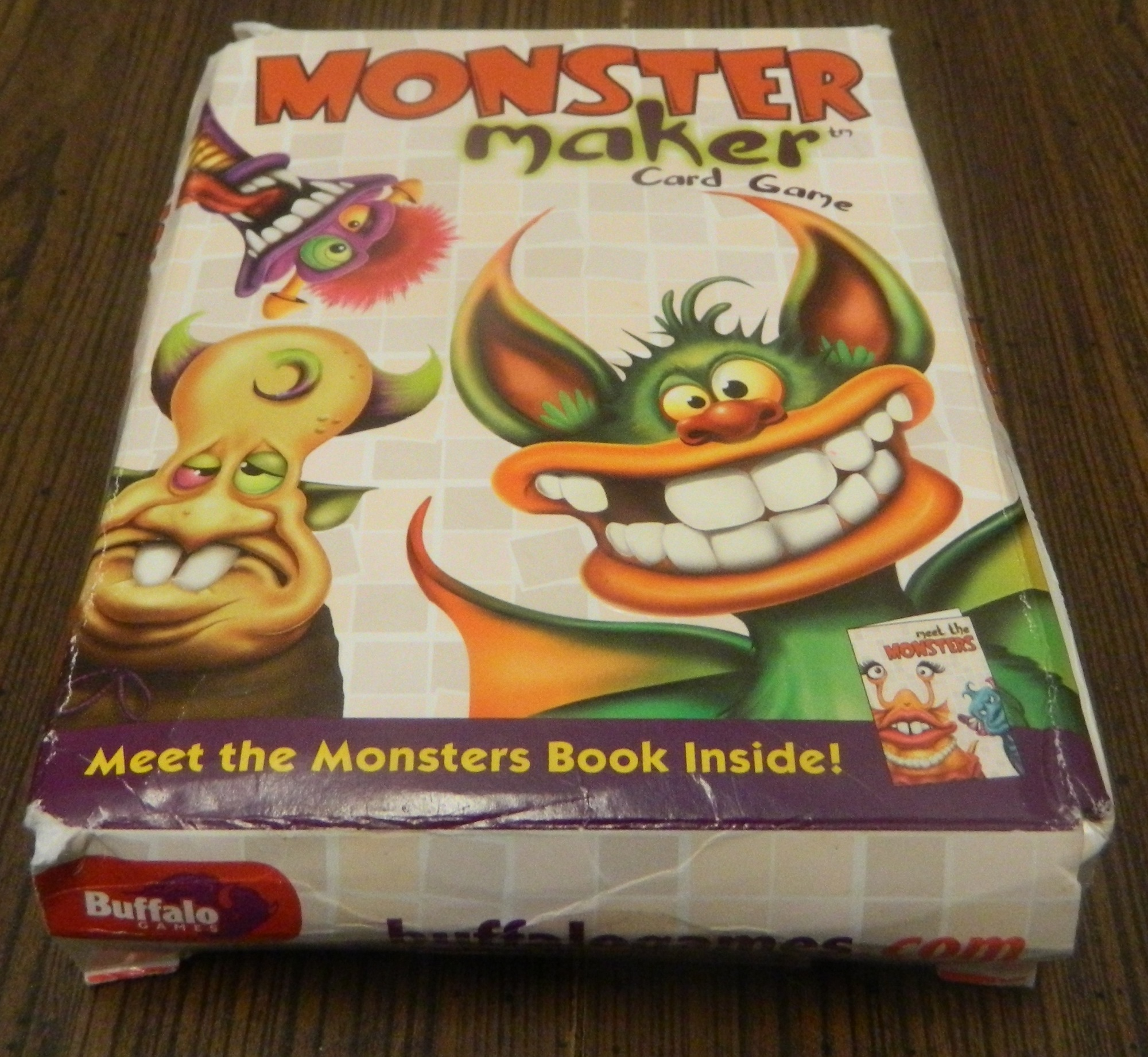 Monster Maker Box
