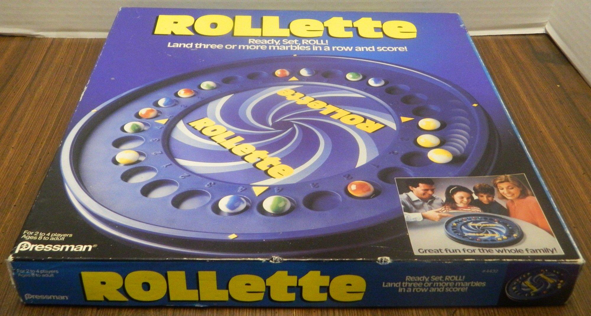 Rollette Box