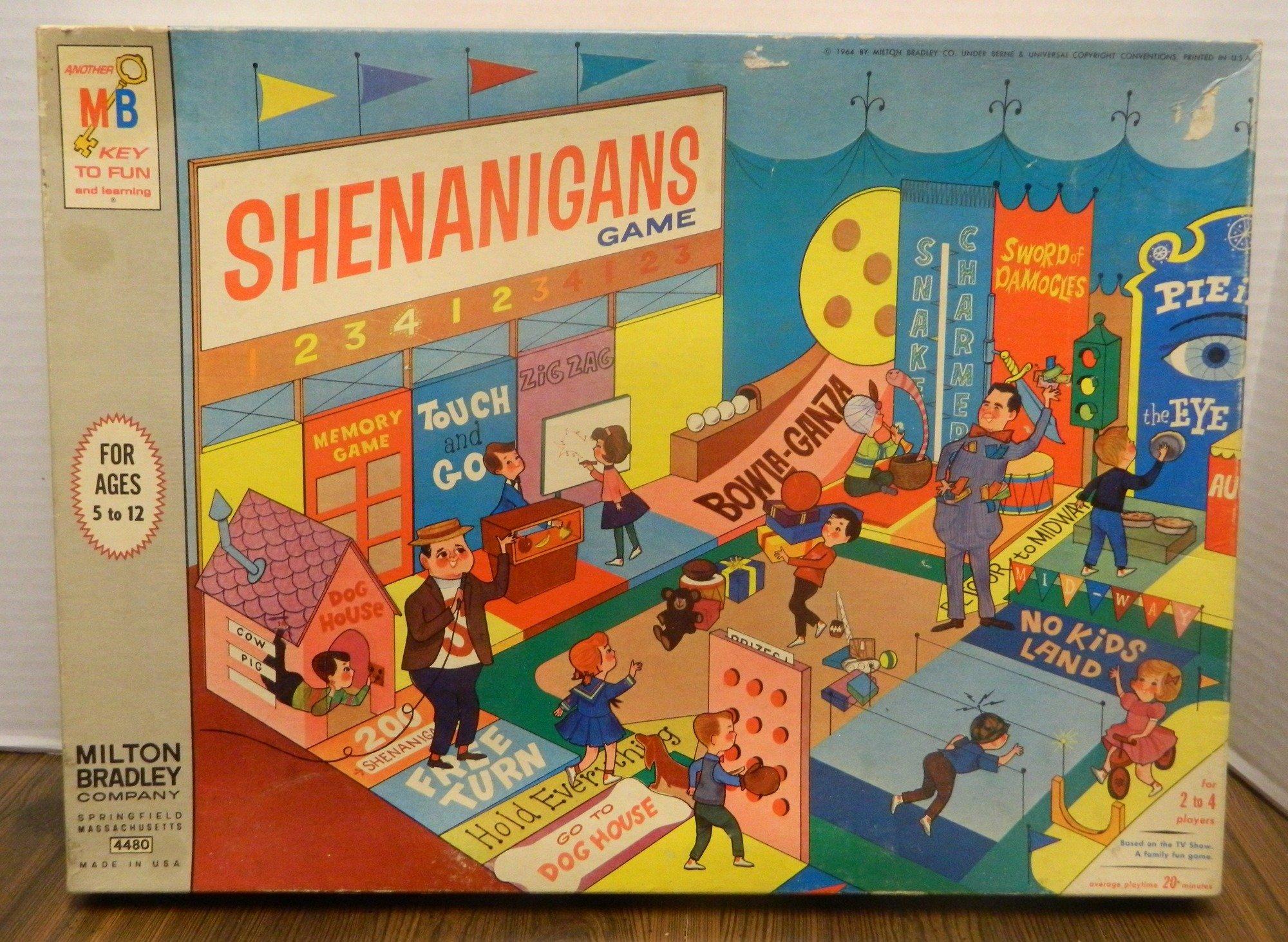Shenanigans Box
