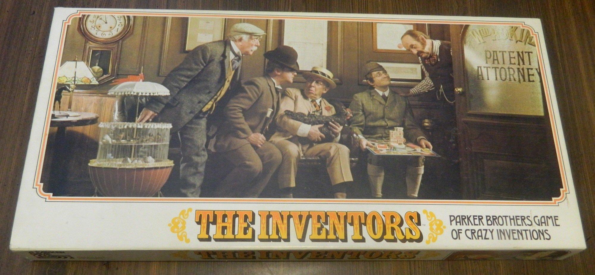 The Inventors Box