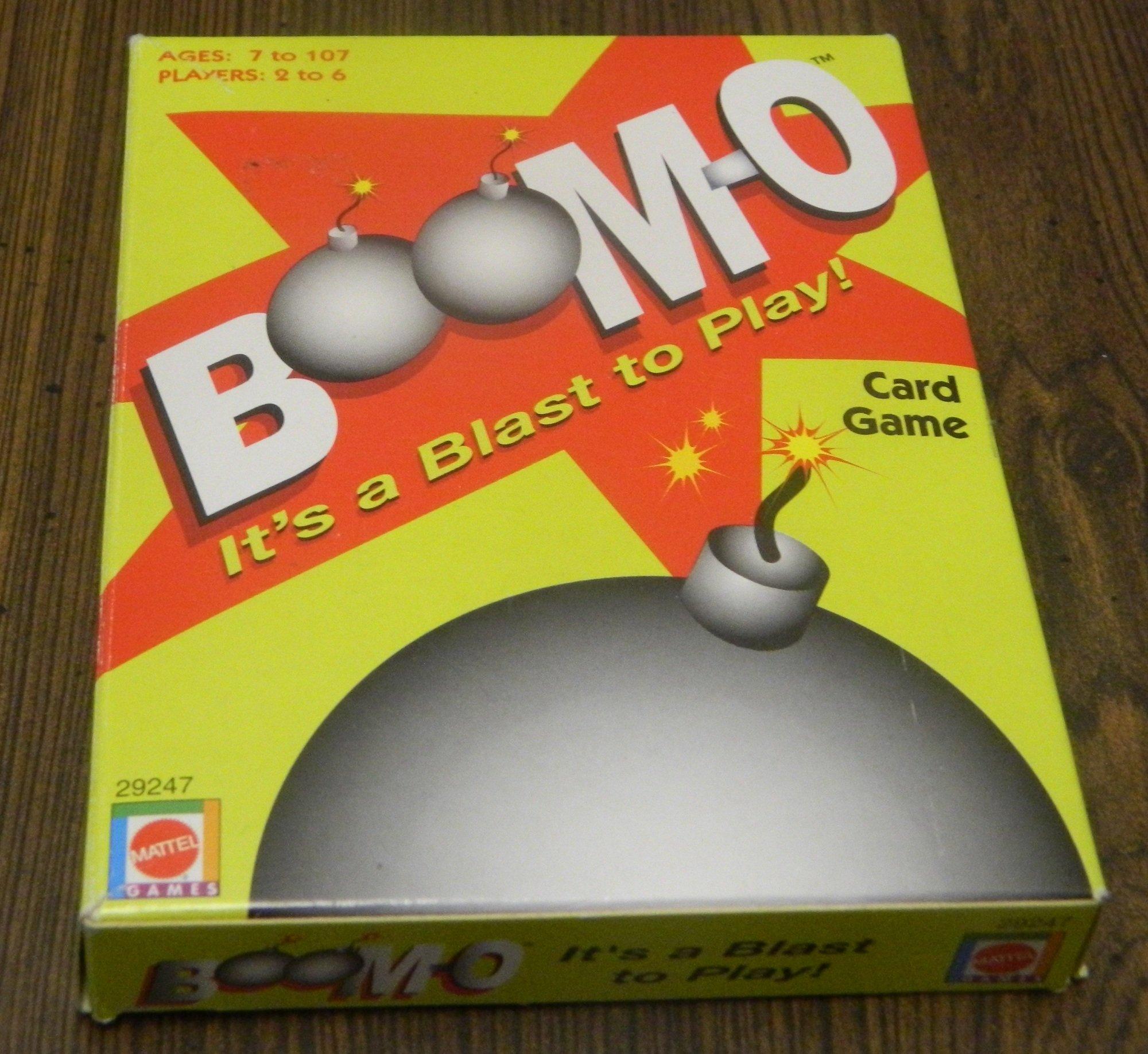 Boom-O Box