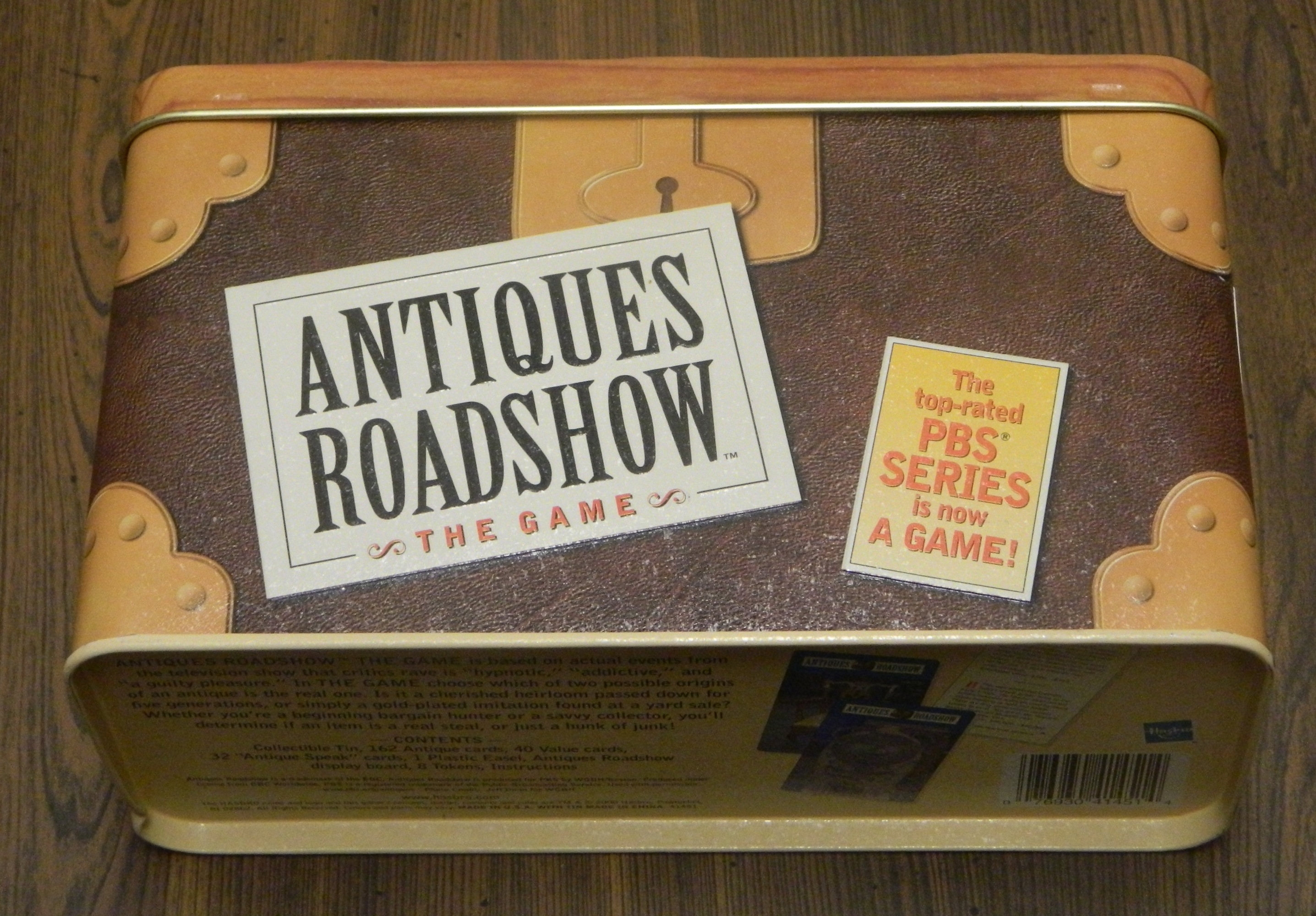 Antiques Roadshow The Game Box