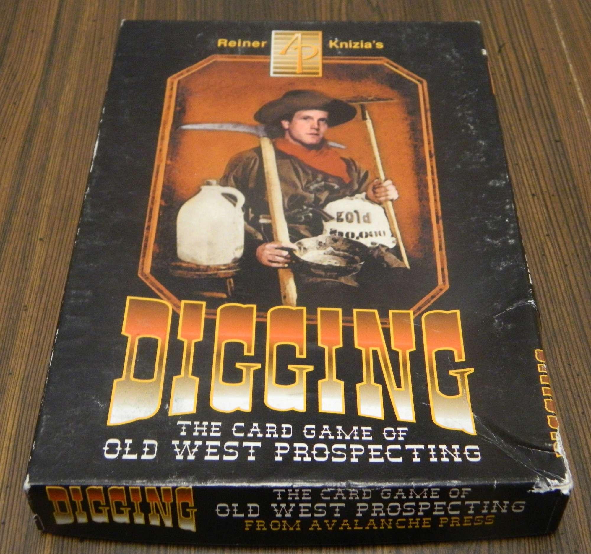 Digging Box