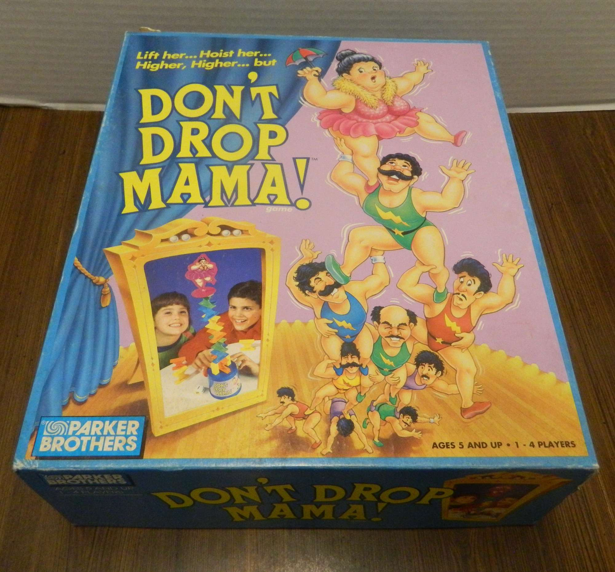 Don't Drop Mama Box