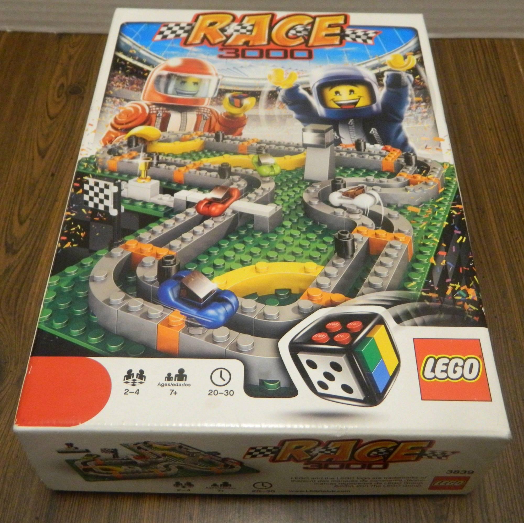 Lego Race 3000 Box