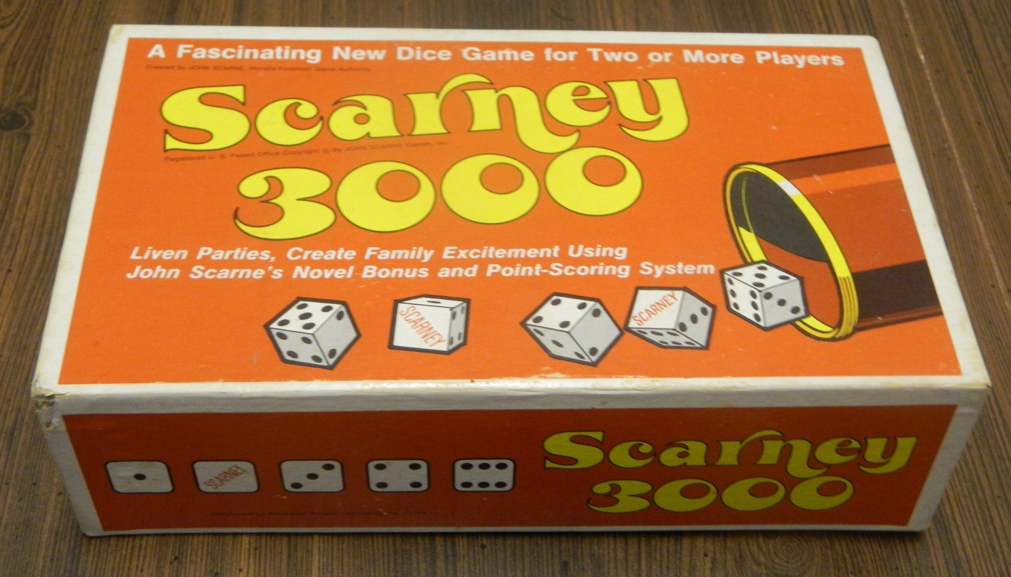 Scarney 3000 Box