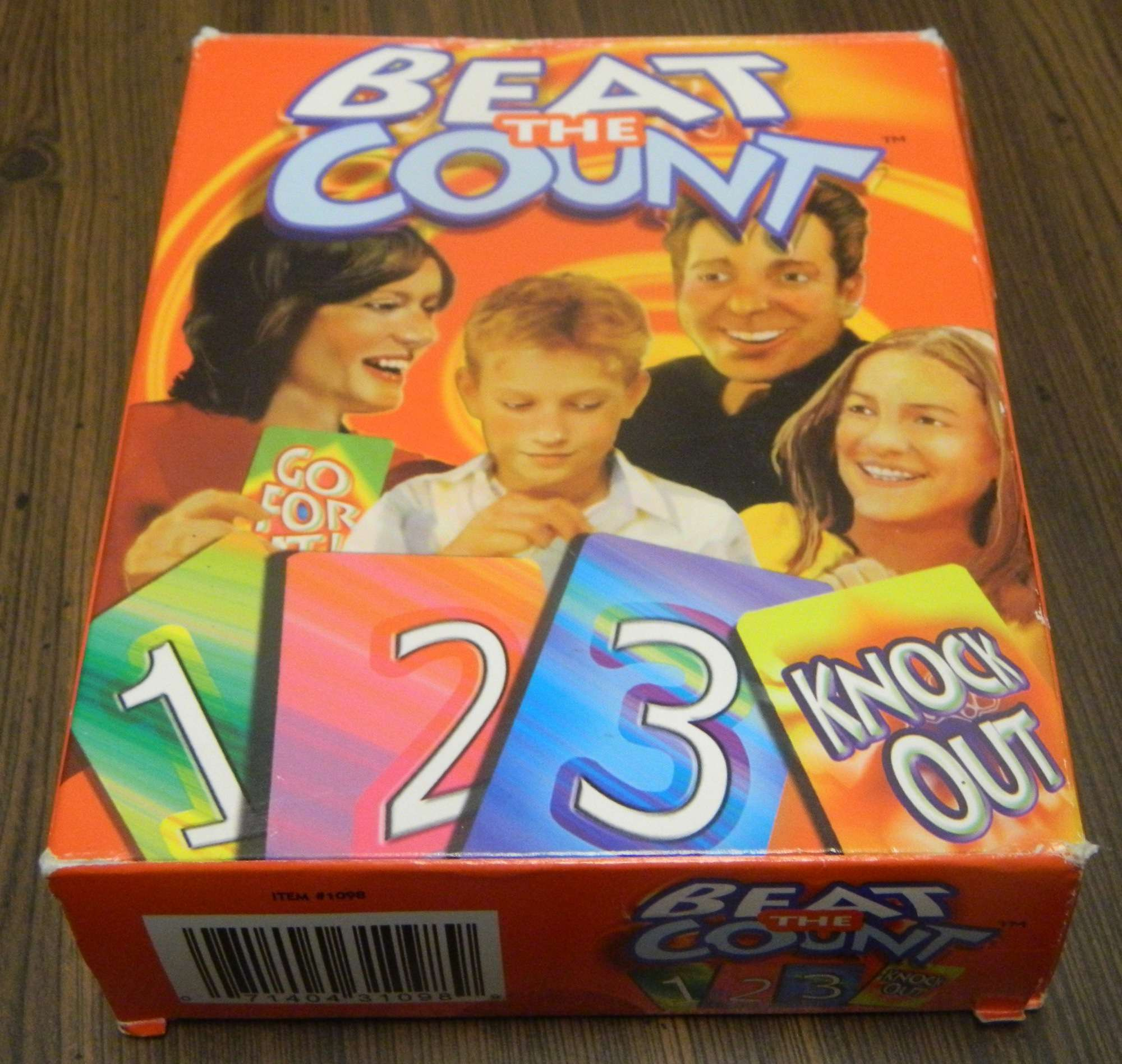 Beat the Count Box